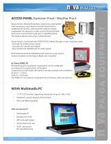 NOVA  PA/GA Equipment For Hazardous and Non-Hazardous Environments - 11