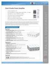 NOVA  PA/GA Equipment For Hazardous and Non-Hazardous Environments - 5