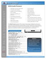 NOVA  PA/GA Equipment For Hazardous and Non-Hazardous Environments - 6