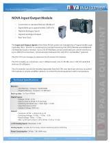 NOVA  PA/GA Equipment For Hazardous and Non-Hazardous Environments - 7