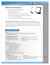 NOVA  PA/GA Equipment For Hazardous and Non-Hazardous Environments - 9