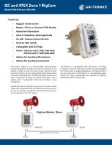 RigCom IEC & ATEX Zone 1 - 1