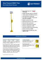 Solar Powered GSM-R Titan - 1