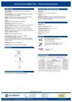 Solar Powered GSM-R Titan - 2