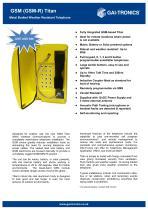 Titan GSM (GSM-R) - 1