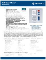 VoIP Clean phone - 1