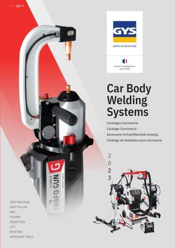 Car Body Welding systems