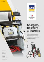 Chargers, Boosters & Starters