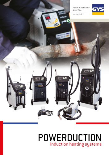 POWERDUCTION Induction heating systems