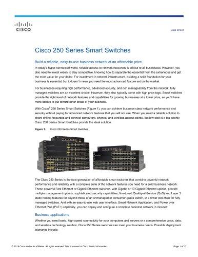 Cisco 250 Series
