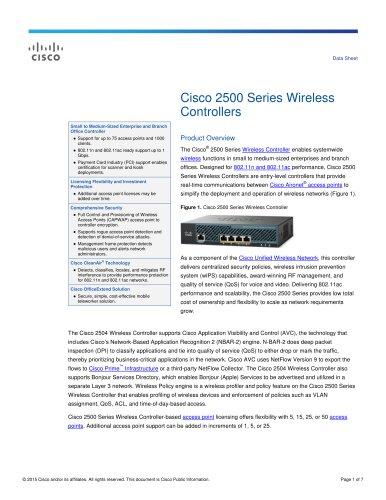 Cisco 2500