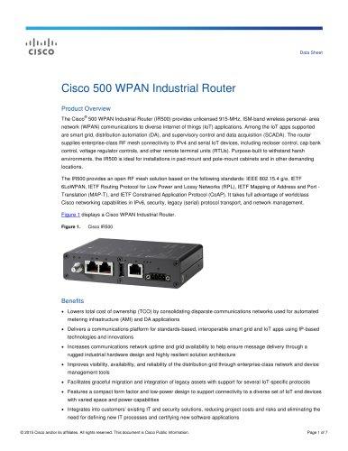 Cisco 500