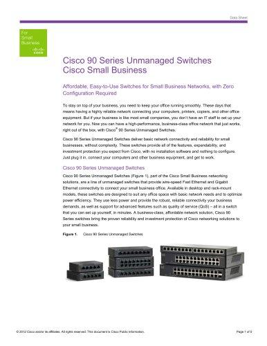 Cisco 90 Series