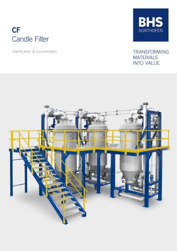CF Candle Filter