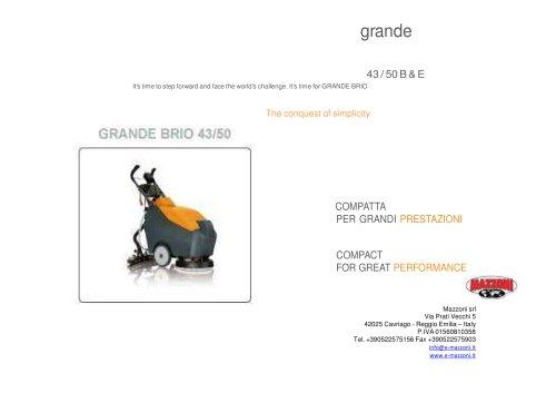 BRIO 43 B/E