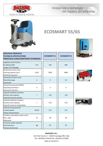 ECOSMART 55/65