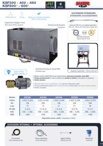 KSF300/400/450/500/600