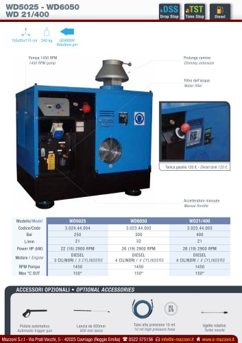 WD5025-WD6050-WD21 400