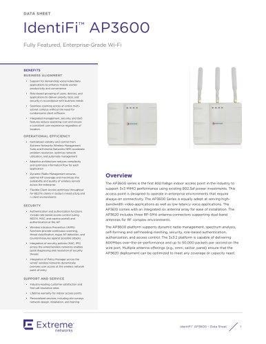 AP3610 Access Point