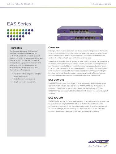 EAS Series