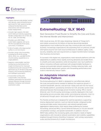 SLX 9640