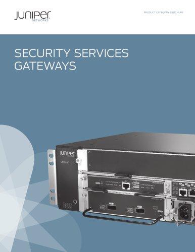 Security Services Gateways