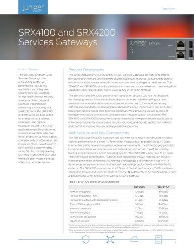 SRX4000