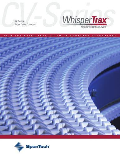 CV Series Curving Conveyor