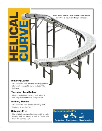 Helical Curve Brochure