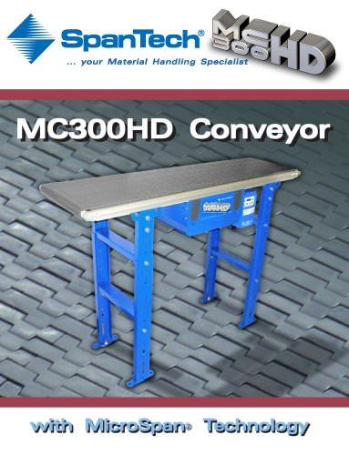 MC300HD Conveyor