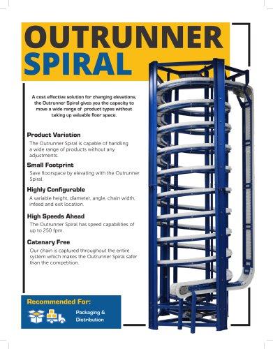Outrunner Spiral Brochure