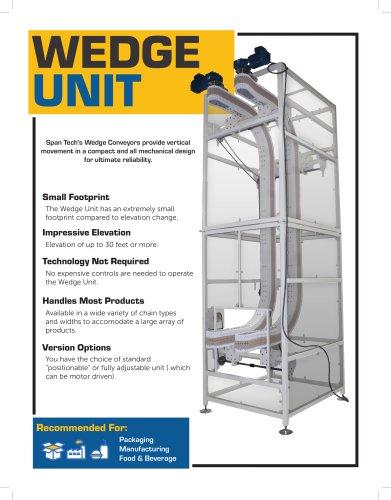 Wedge Unit Brochure