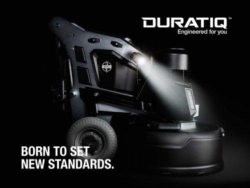 HTC DURATIQ - Concept brochure