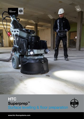 The concept brochure of HTC Superprep