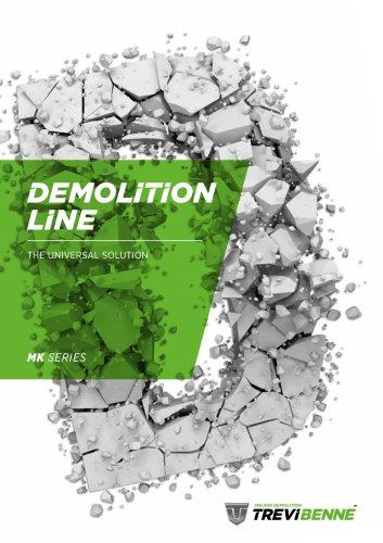DEMOLITION LINE