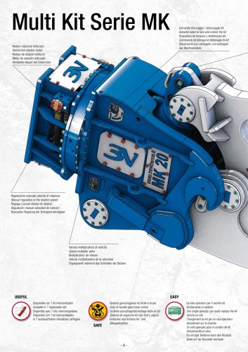 Multi Kit Serie MK
