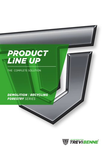 PRODUCT LINE UP