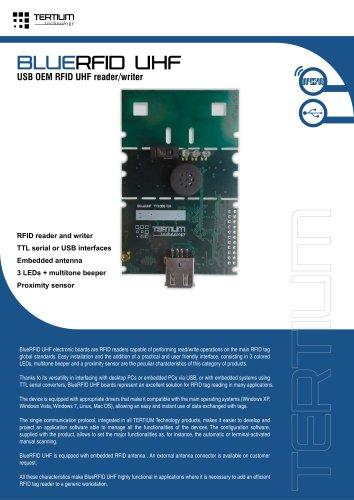 BlueRFID UHF