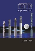 HTT general catalogue of solid carbide tools