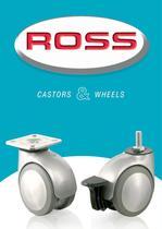 Castors & Wheels brochure