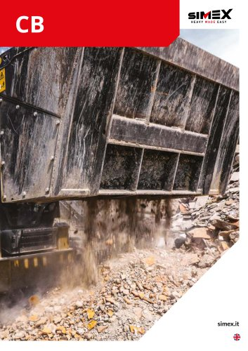 CRUSHER BUCKETS SKID AND LOADERS