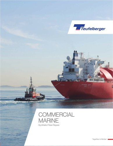 Commercial marine