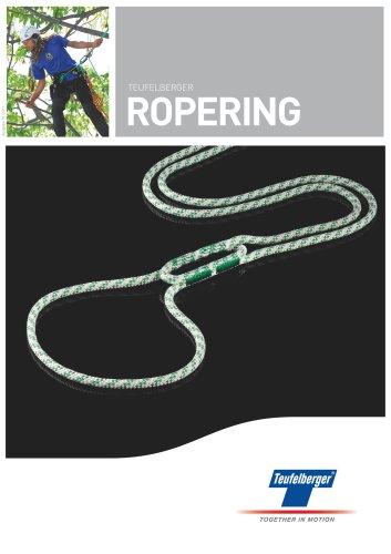 Product data sheet ropeRING