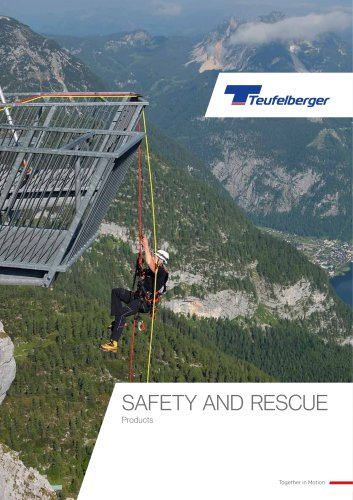 SAFETY AND RESCUE