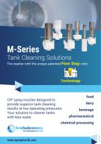 M-Series Tank Cleaning Solutions