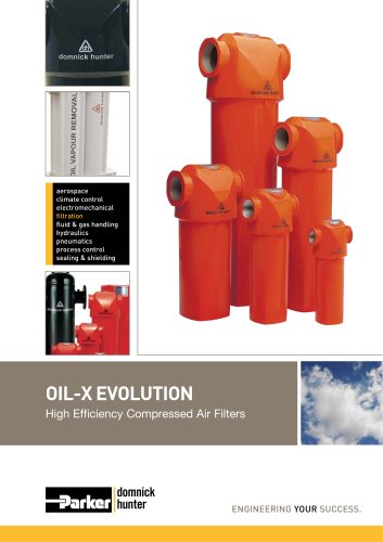 OIL-X EVOLUTION