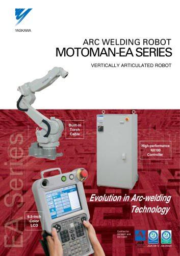 ARC WELDING ROBOT MOTOMAN-EA SERIES