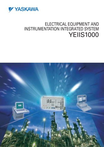 ELECTRICAL EQUIPMENT AND INSTRUMENTATION INTEGRATED SYSTEM YEIIS1000