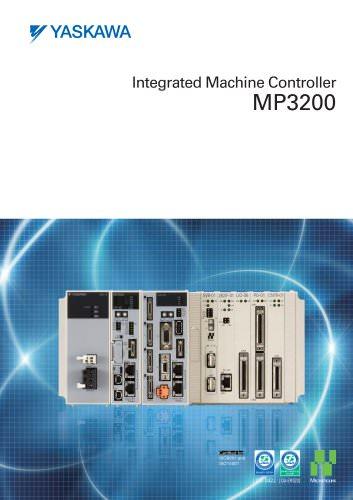 Integrated Machine Controller MP3200