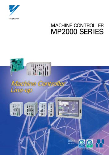 MACHINE CONTROLLER MP2000 SERIES